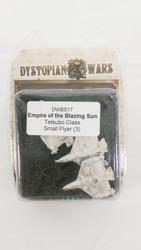 Dystopian Wars Empire of the Blazing Sun Tetsubo Class Small Flyer