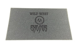 (Topper) Wild West Exodus Foam Topper