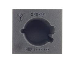 (Skorne) Xerxis, Fury of Halaak Battle Engine Foam Tray (PP.5-5)
