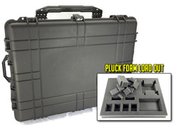 The Nimitz Black Label Case Pluck Foam Load Out