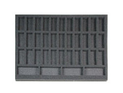 (Gen) 37 Extra Tall Model Troop Foam Tray (BFL)