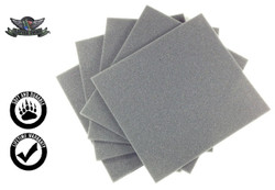 (Topper) 5-Pack Foam Toppers Kit