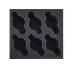 (Gen) 6 Generic Cavalry Foam Tray (PP.5-4)