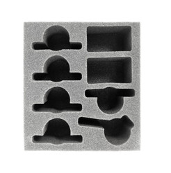 (Skorne) Cataphract Cetrati Plastic Unit Foam Tray (PP.5-3)