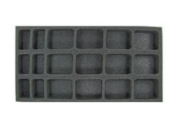 (Early War) German Kradshutzen Platoon Foam Tray (BFM-1)