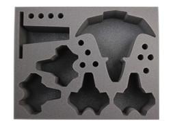 (Dark Eldar) 1 Razorwing 4 Venom Foam Tray (BFL-4)