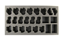 (Cryx) New Cryx Bane Thralls Troop Foam Tray (PP-2)