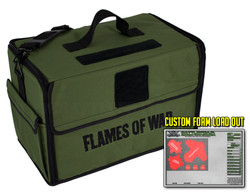 Flames of War Army Kit Bag Custom Load Out