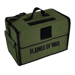 Flames of War Army Kit Bag Empty