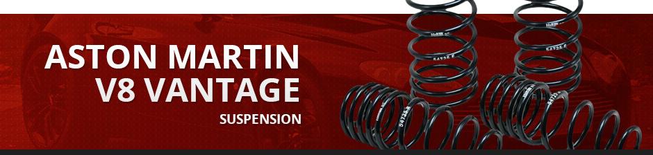 ASTON MARTIN V8 VANTAGE SUSPENSION
