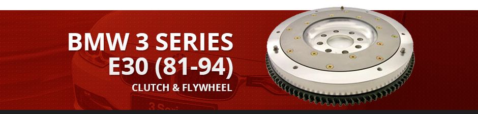 BMW 3 SERIES E30 (81-94) CLUTCH & FLYWHEEL