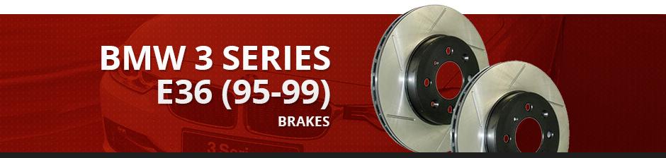 BMW3 Series 36 (95-99) Brakes