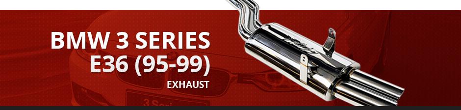 BMW3 Series E36 (95-99) Exhaust