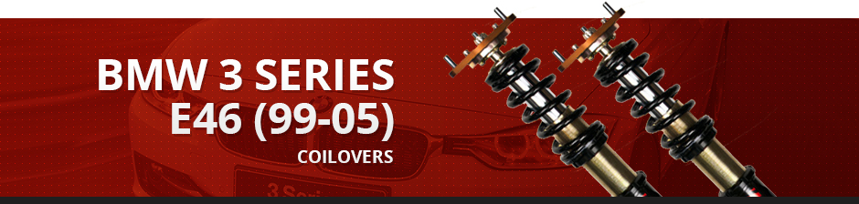 BMW3 Series E46(99-05) Coilovers