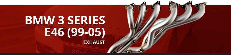 BMW3 Series E46 (99-05) Exhaust