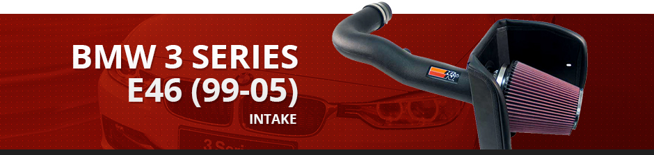 BMW3 Series E46 (99-05) Intake