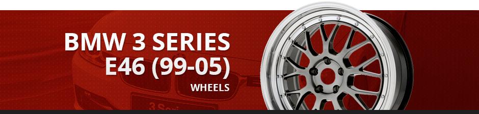 BMW3 Series E46 (99-05) Wheels
