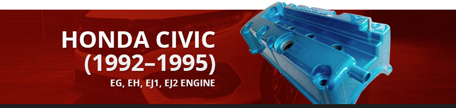 HONDA CIVIC (1992–1995) - EG, EH, EJ1, EJ2 ENGINE