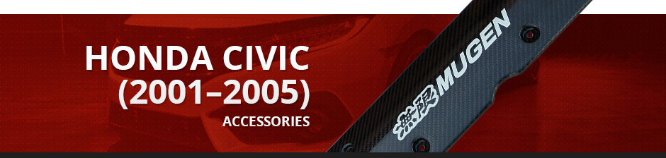 HONDA CIVIC (2001–2005) ACCESSORIES
