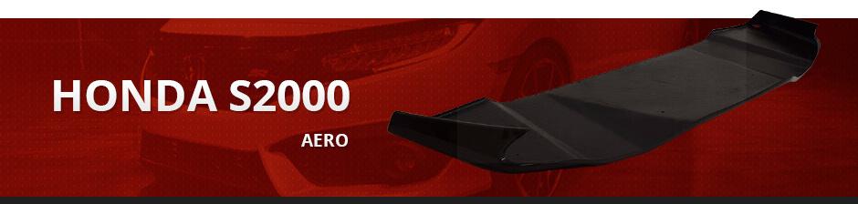 HONDA S2000 AERO