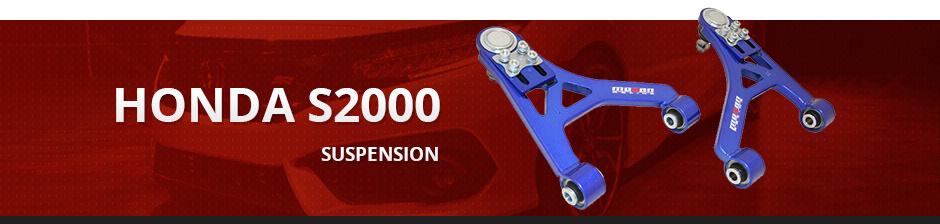 HONDA S2000 SUSPENSION