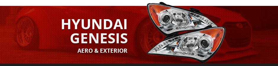 HYUNDAI GENESIS AERO & EXTERIOR