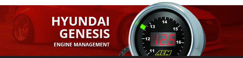 HYUNDAI GENESIS ENGINE MANAGEMENT