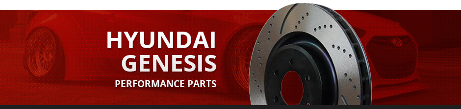 HYUNDAI GENESIS PERFORMANCE PARTS