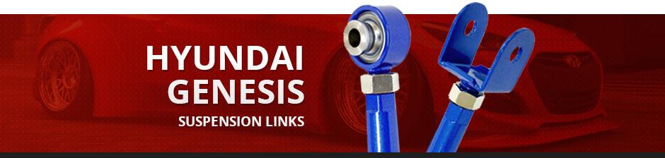 HYUNDAI GENESIS SUSPENSION LINKS