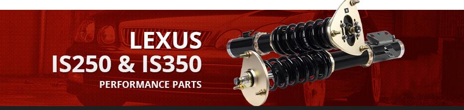LEXUS IS250 & IS350