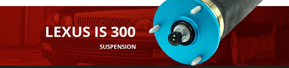 LEXUS IS300 SUSPENSION