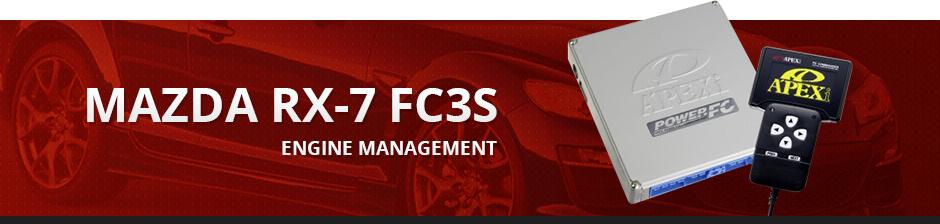 MAZDA RX7 FC3S ENGINE MANAGEMENT
