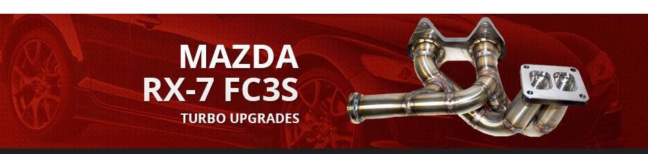 MAZDA RX7 FC3S TURBO UPGRADES