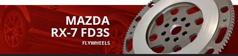 MAZDA RX7 FD3S FLYWHEELS