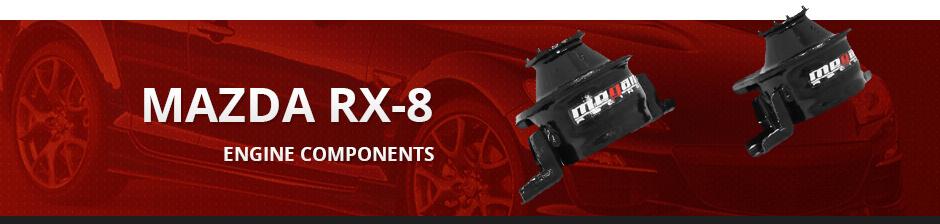 MAZDA RX-8 ENGINE COMPONENTS