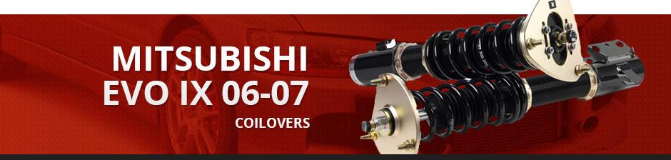 MITSUBISHI EVO IX 06-07 COILOVERS