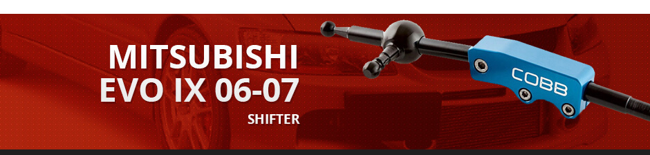 MITSUBISHI EVO IX 06-07 SHIFTER
