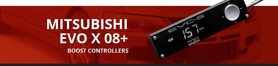 MITSUBISHI EVO X 08+ BOOST CONTROLLERS