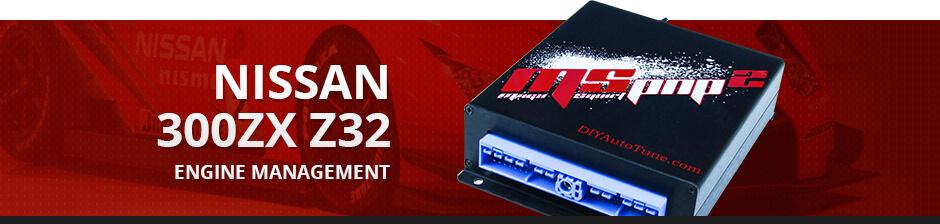 NISSAN 300ZX Z32 ENGINE MANAGEMENT