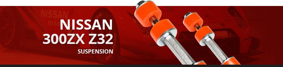 NISSAN 300ZX Z32 SUSPENSION