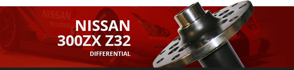 NISSAN 300ZX Z32 DIFFERENTIAL