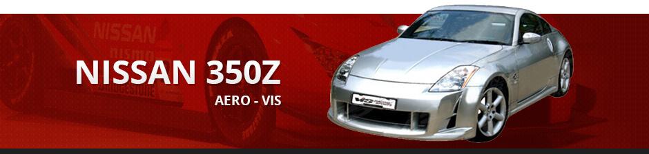 NISSAN 350Z AERO - VIS