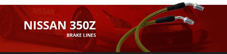 NISSAN 350Z BRAKE LINES