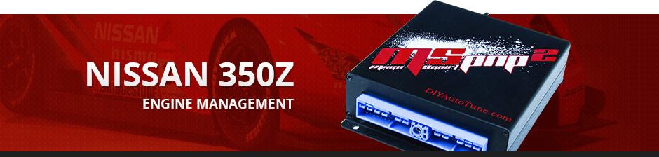 NISSAN 350Z ENGINE MANAGEMENT