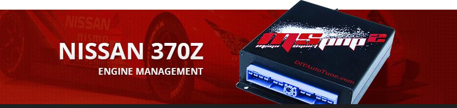 NISSAN 370Z ENGINE MANAGEMENT