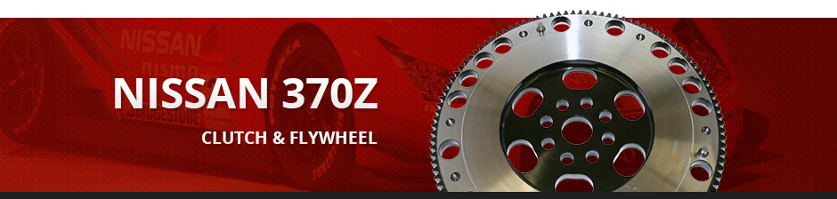 NISSAN 370Z CLUTCH & FLYWHEEL