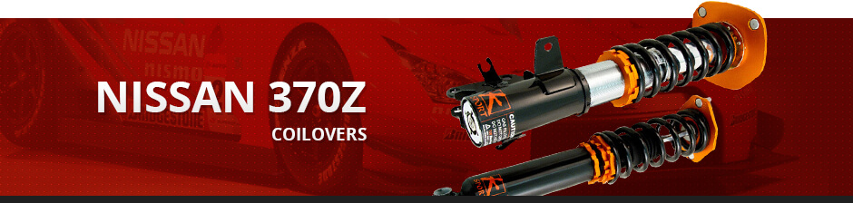 NISSAN 370Z COILOVERS