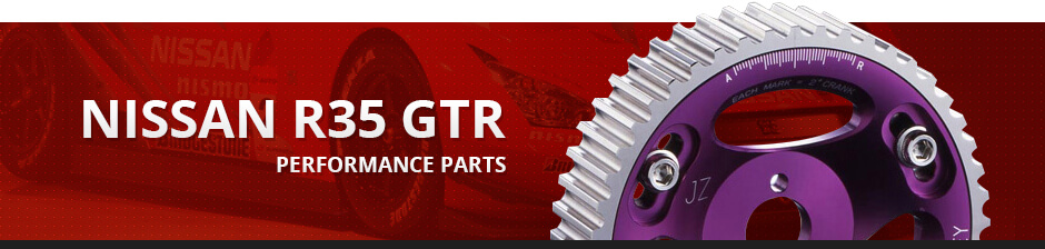 NISSAN R35 GTR PERFORMANCE PARTS