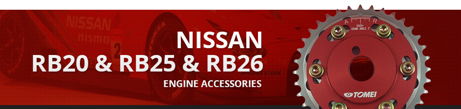 NISSAN RB20 & RB25 & RB26 ENGINE ACCESSORIES