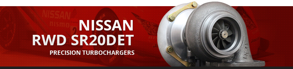 NISSAN RWD SR20DET PRECISION TURBOCHARGERS